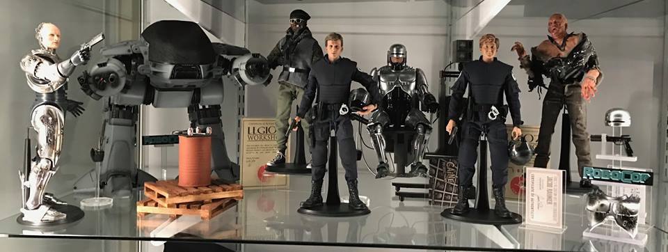 One Sixth Scale Custom Robocop Anne Lewis Figure