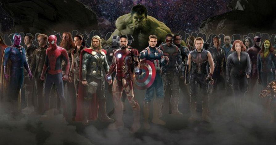 Check out all the Avengers Infinity War Characters