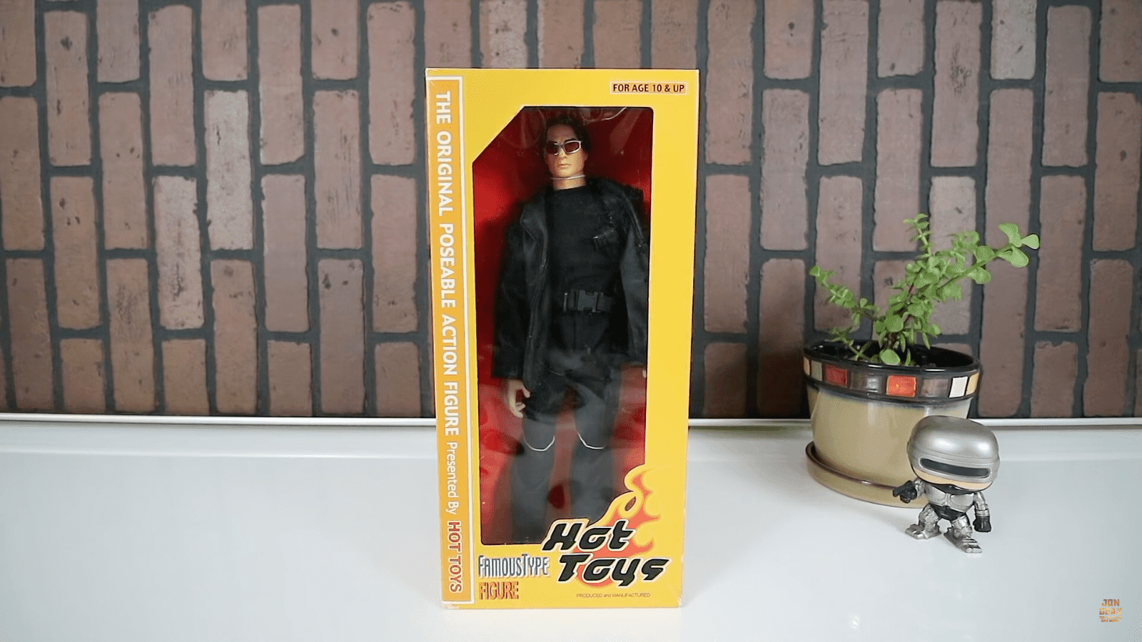 Hot Toys Mission Impossible Tom Cruise Famous Type Figure Image 2