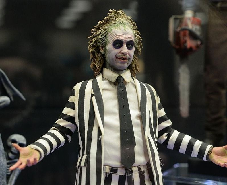 Sideshow Collectibles Beetlejuice Figure