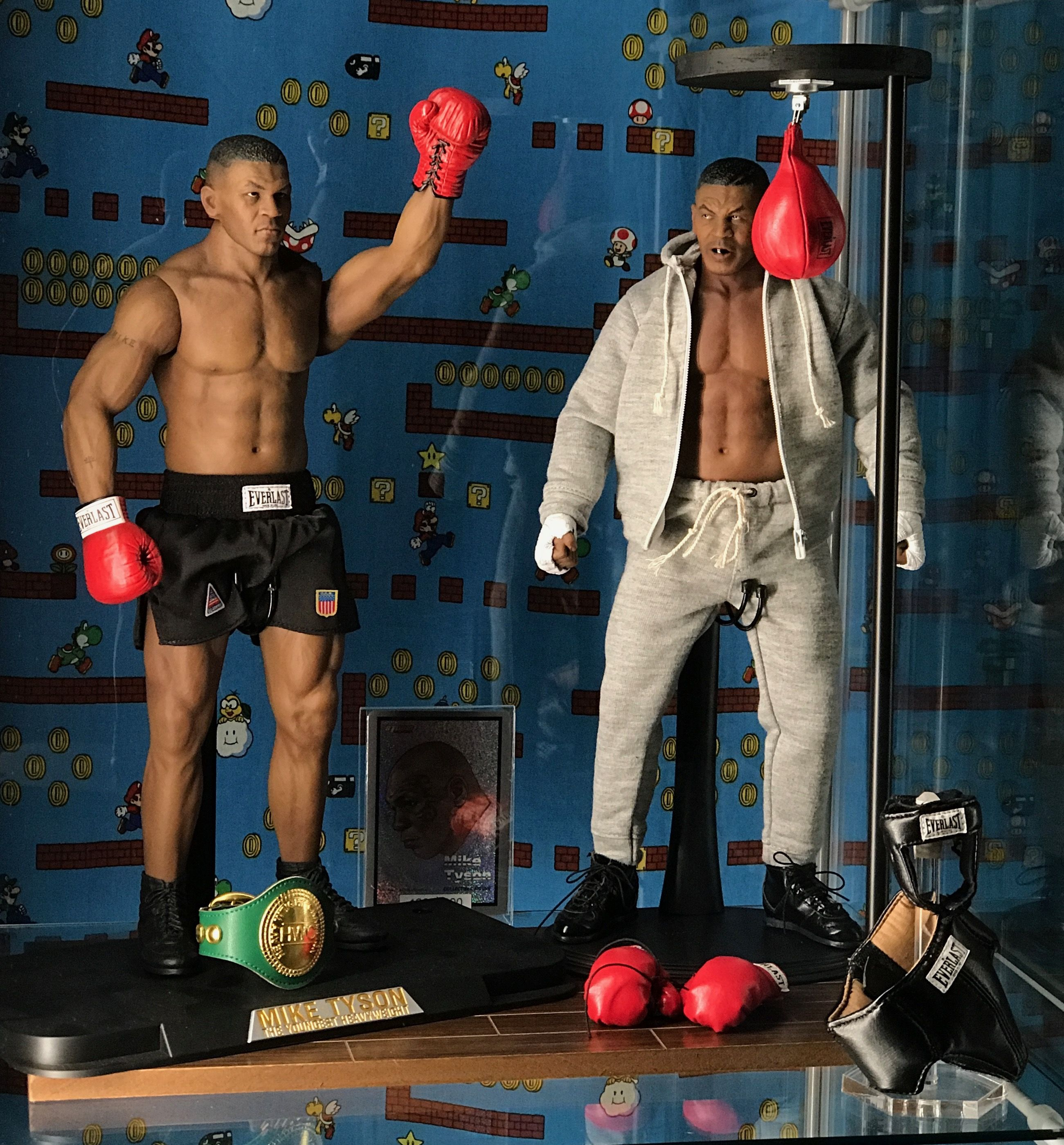 Storm Collectables Mike Tyson Figure