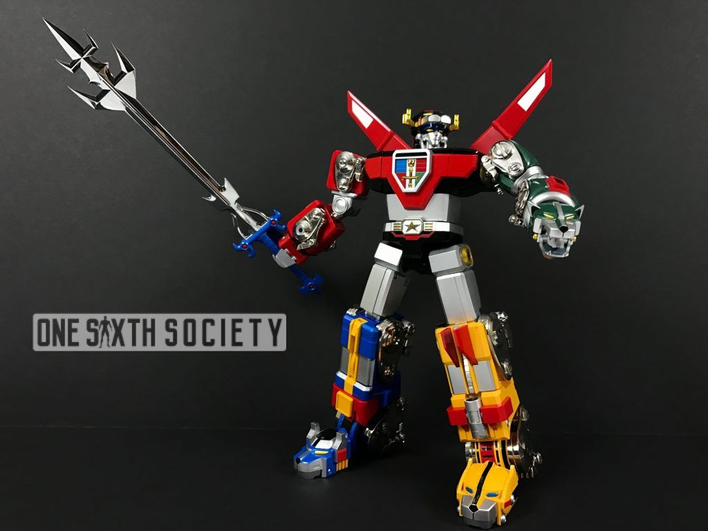 Check out our Voltron GX-71 Review!