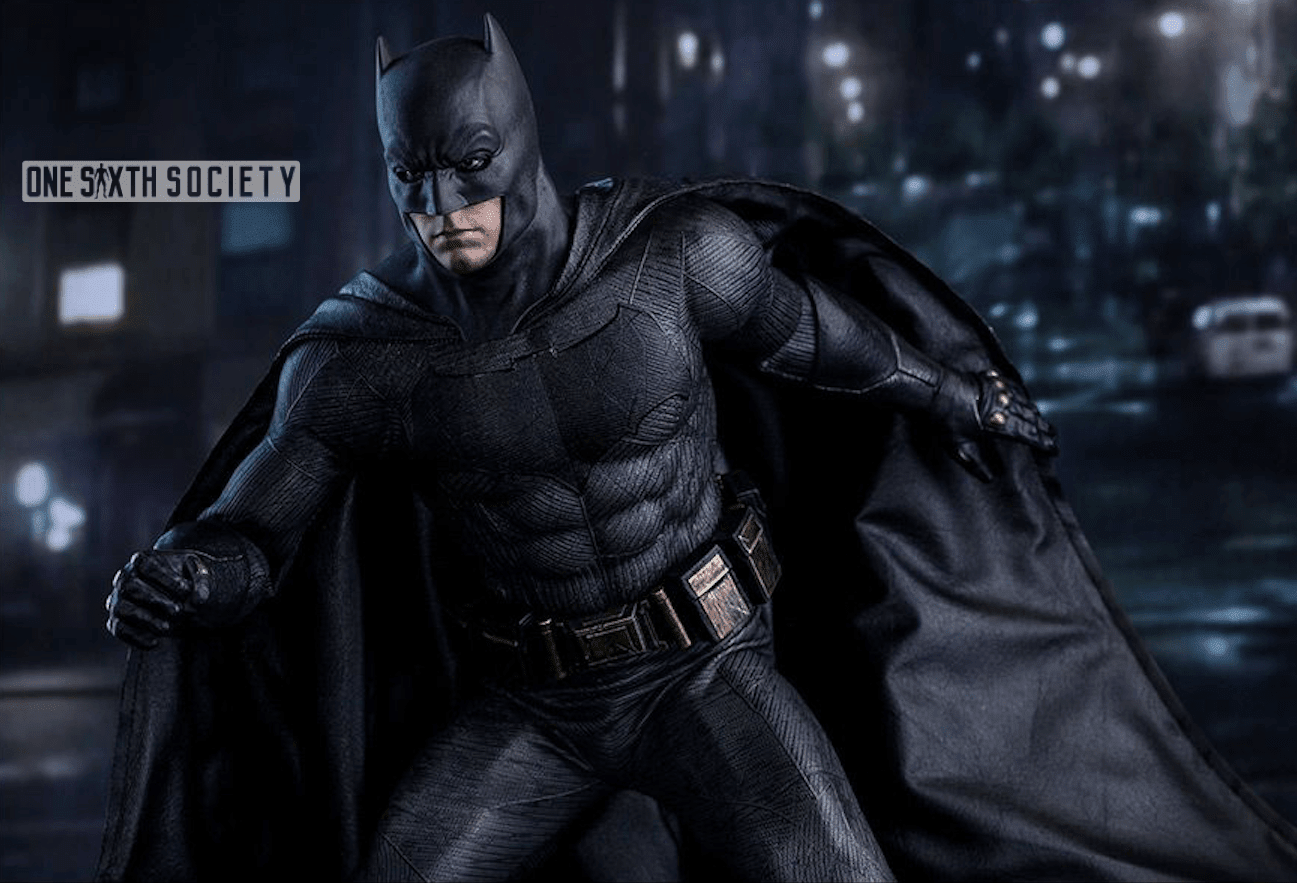 The Hot Toys Suicide Squad Batman Figure Is Currently Available for Preorder!