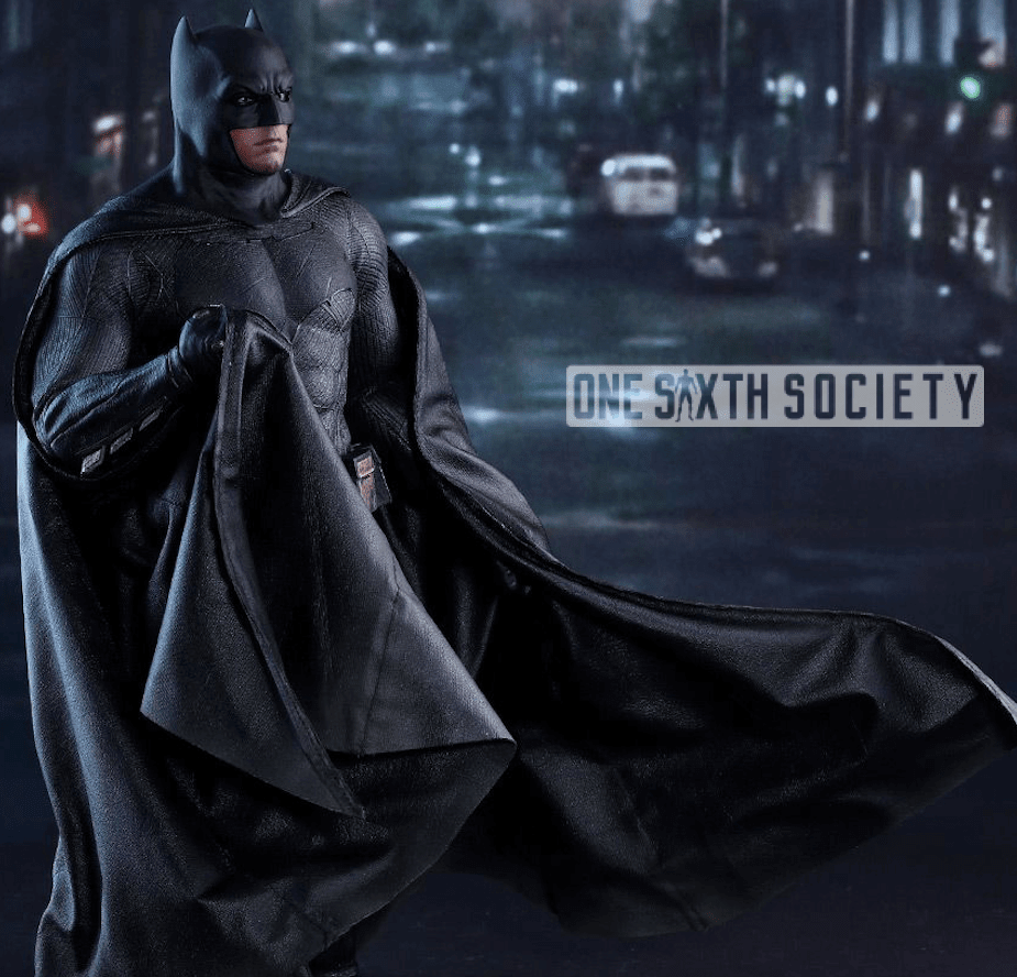 The Hot Toys Suicide Squad Batman Figure is set to release in quarter 4 of 2017