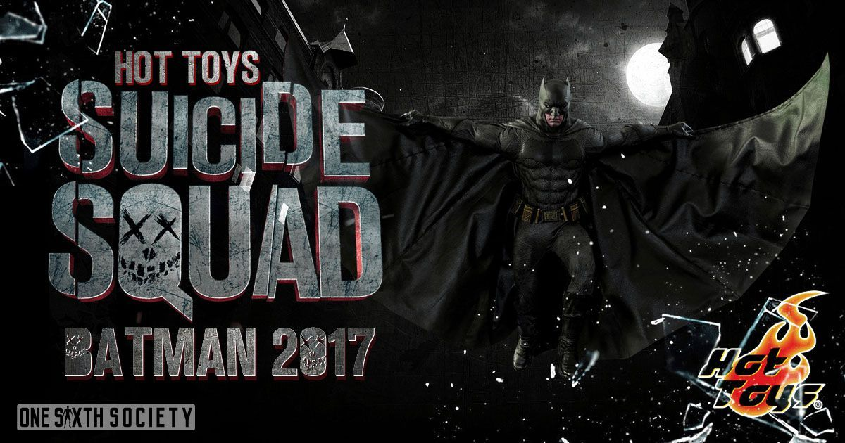 Hot Toys Suicide Squad Batman – Whats New?