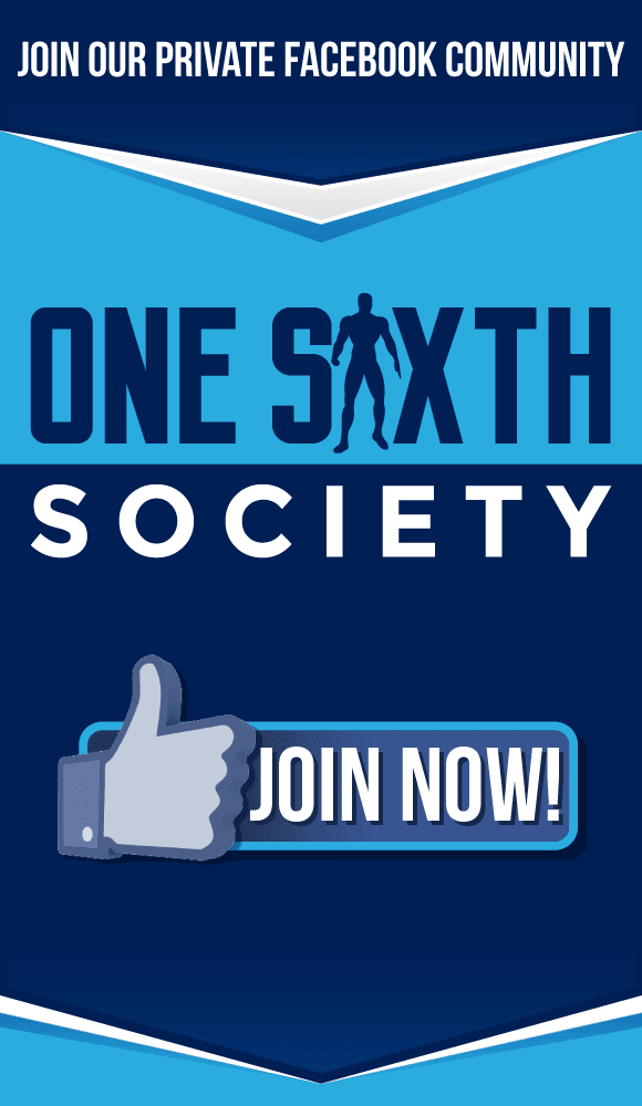Join One Sixth Society's Facebook Toy Group!