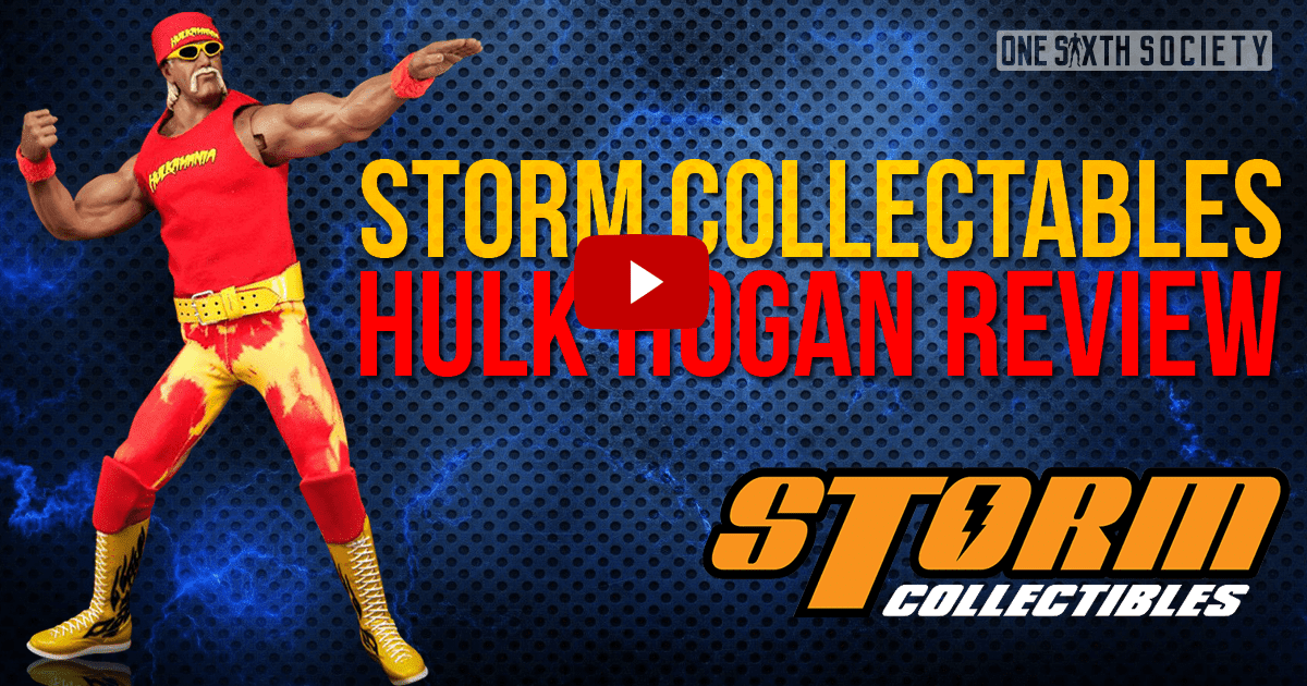 Storm Collectibles Hulk Hogan Review