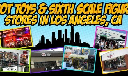 Sixth Scale Figure Stores in Los Angeles
