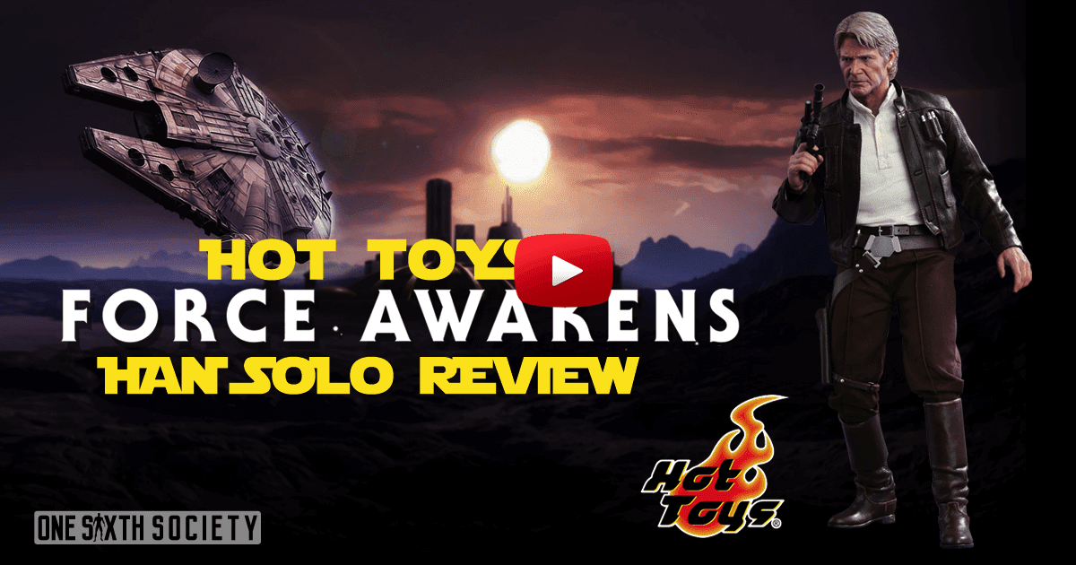 Hot Toys Force Awakens Han Solo Review