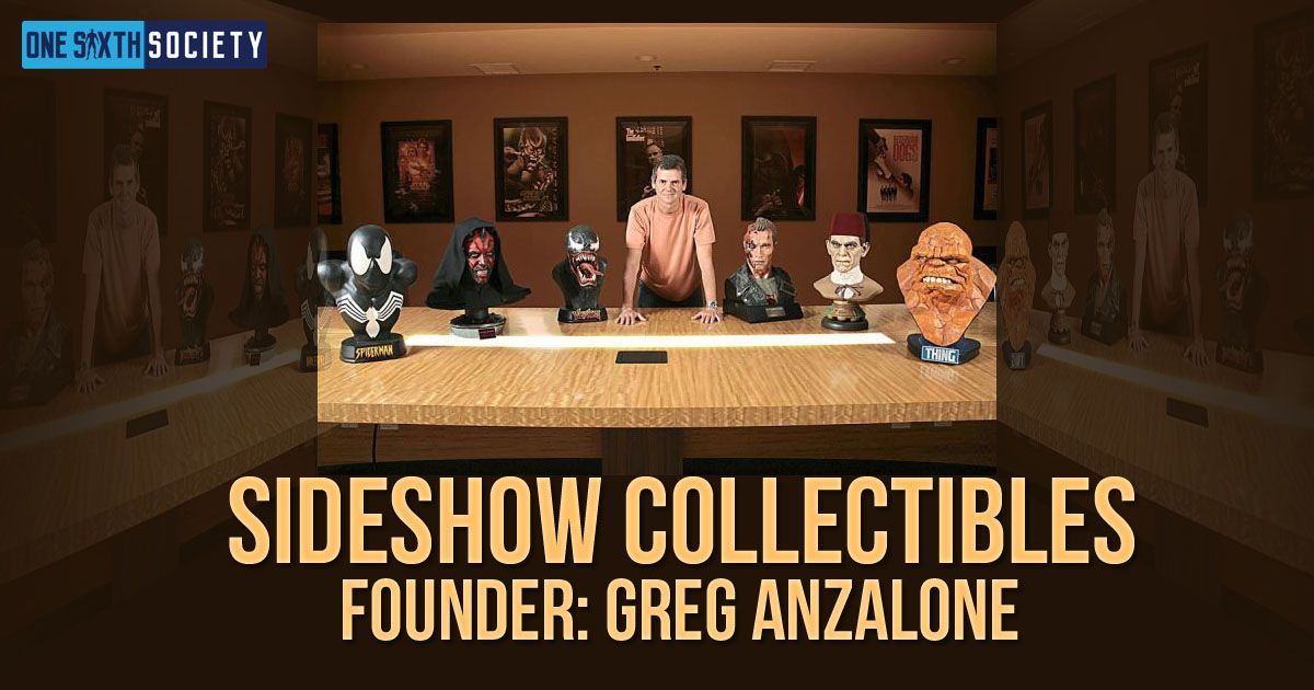 The Dynamic Duo; Hot Toys Founder Howard Chan and Sideshow Collectibles Founder Greg Anzalone