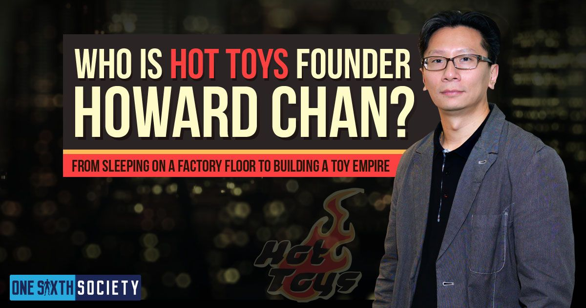 Who is Hot Toys Founder Howard Chan?
