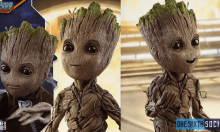 Hot Toys Guardians of the Galaxy Vol 2 Baby Groot