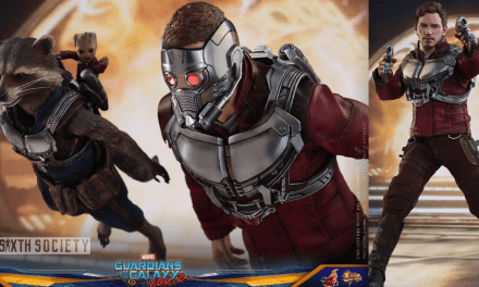 Hot Toys Guardians of the Galaxy Vol. 2 Star Lord