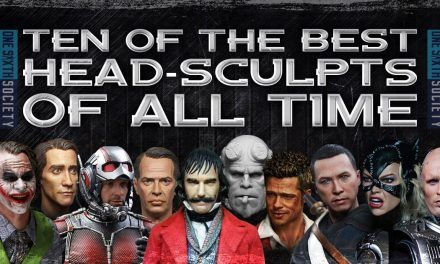 Ten of The Best Head Sculpts of All Time