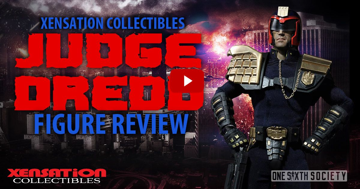 Xensation – Judge Dredd Review