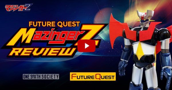 Future Quest Mazinger Z Review