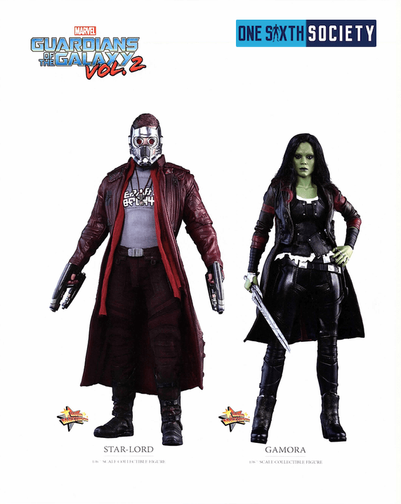 Hot Toys Catalog Left Page 2