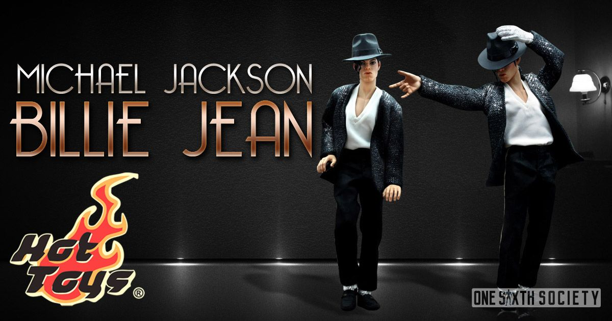 Billie Jean Michael Jackson Is One of the Rarest Hot Toys Figures Ever!