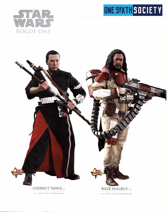 Hot Toys Catalog Left Page 12