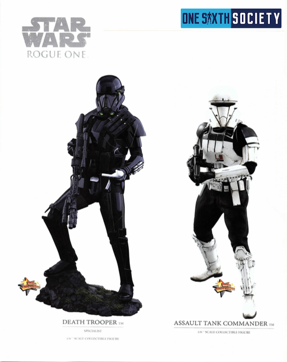 Hot Toys Catalog Left Page 14