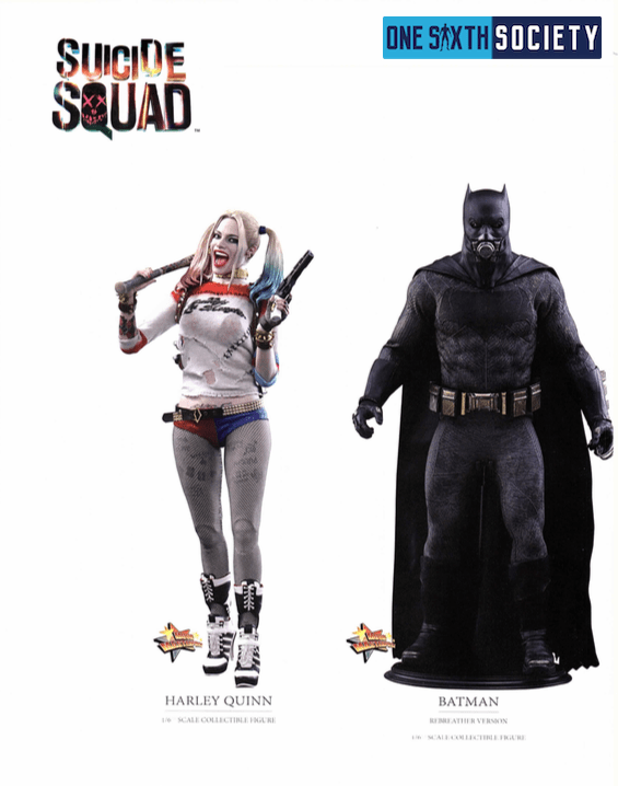Hot Toys Catalog Left Page 25