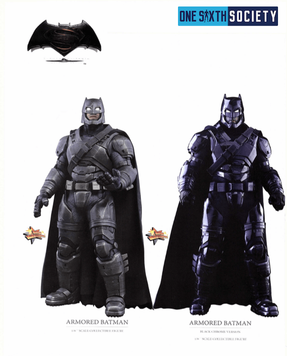 Hot Toys Catalog Left Page 27