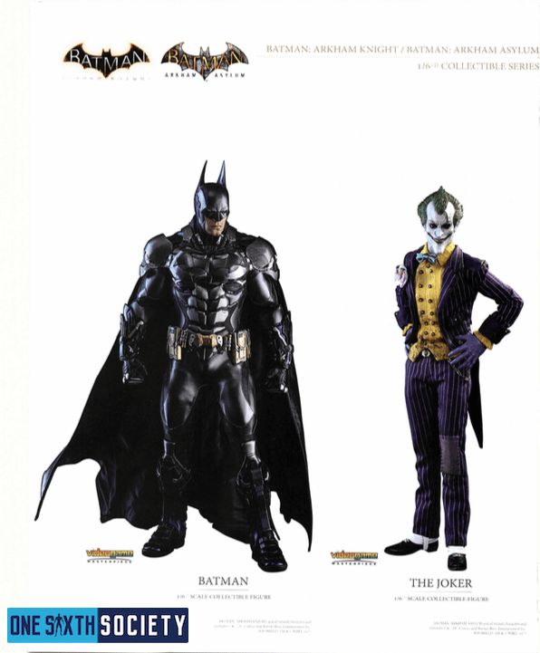 Hot Toys Catalog Left Page 28