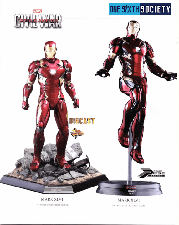 Hot Toys Catalog Left Page 5