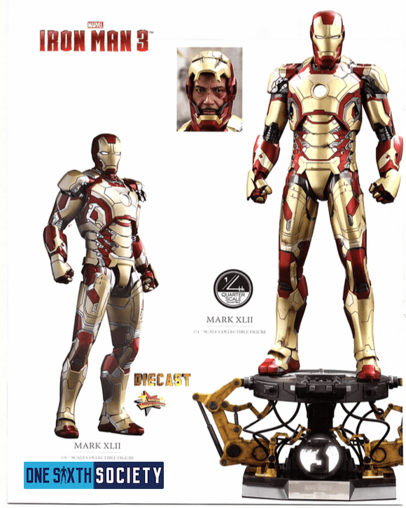 Hot Toys Catalog Left Page 8