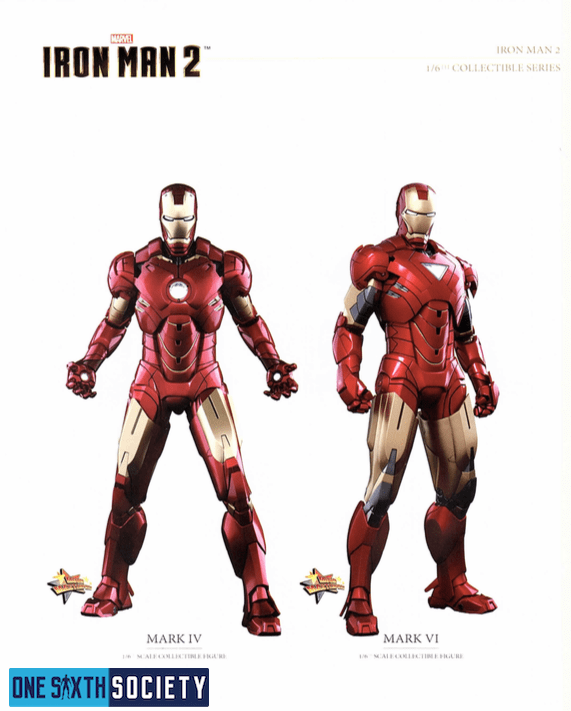 Hot Toys Catalog Left Page 9