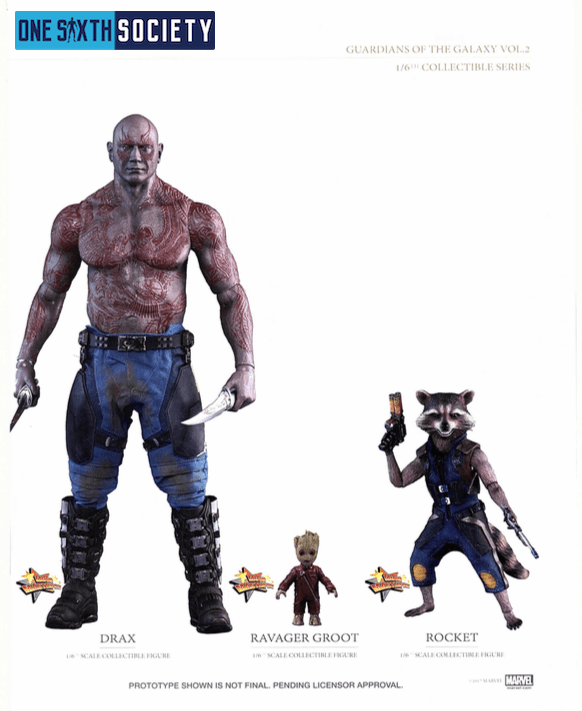 Hot Toys Catalog Page 3