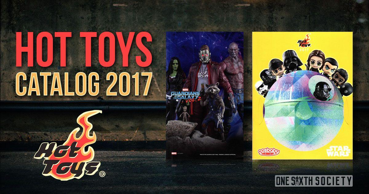 Hot Toys Catalog – 2017
