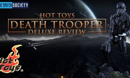 Hot Toys Death Trooper Deluxe Review