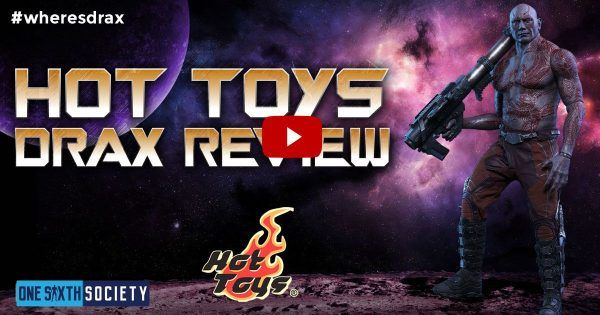 Hot Toys Drax Figure Review