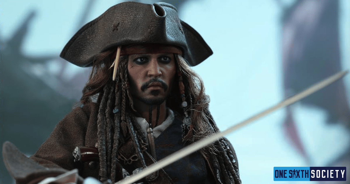 The Hot Toys DX15 Captain Jack Sparrow Figure is Stunning!
