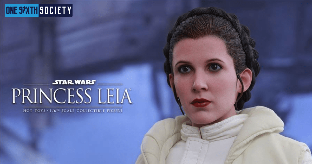 Hot Toys Empire Strikes Back Princess Leia