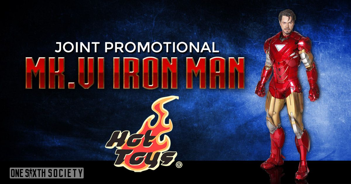 Joint Promotional Mk Vi Iron Man is Hands Down Hot Toys Rarest Figures. This is the Rarest of them all.