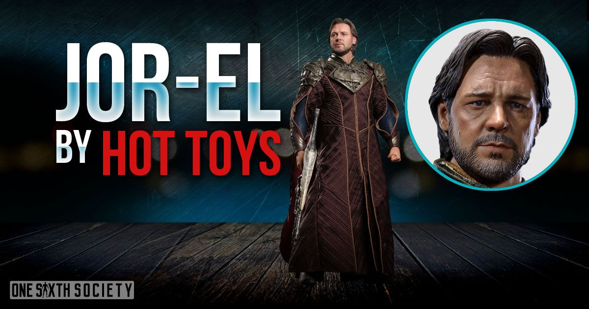 The Hot Toys Jor-El Figure is probably one of the most underrated figures of all time.