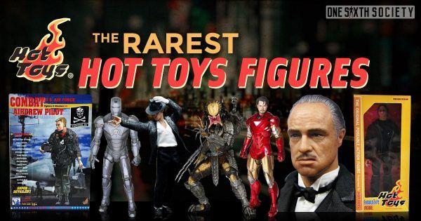 The Rarest Hot Toys Figures Ever