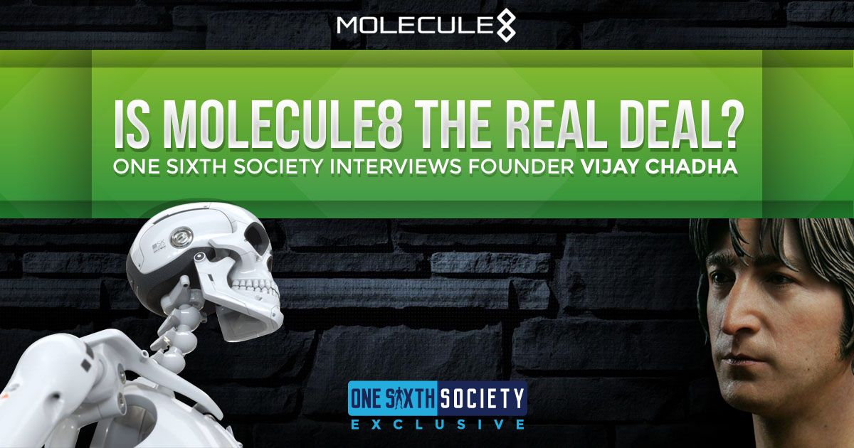 Interview with Molecule8 Figure Company