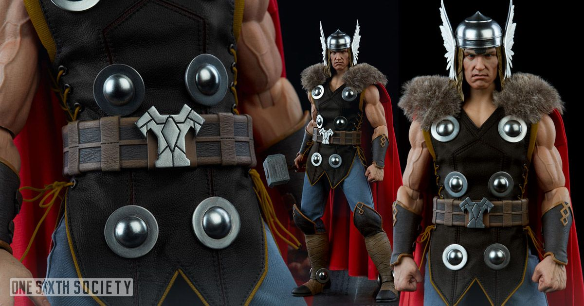 The Sideshow Collectibles Thor Body Armor is Awesome!