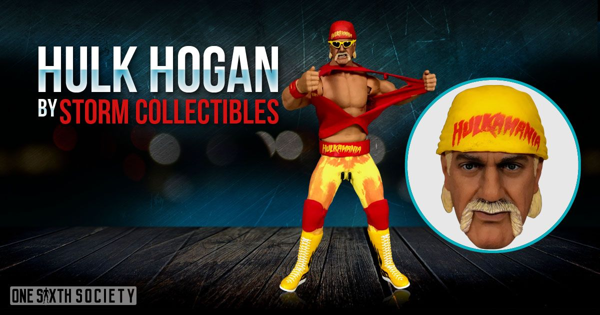 Storm Collectibles Hulk Hogan Figure is a very Underrated Figure and Heres Why!