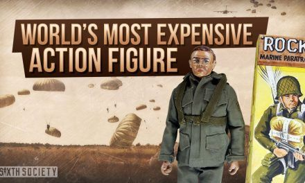 Most Expensive Action Figure Ever Sold