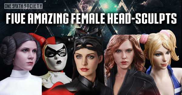 5 of the Best Female Headsculpts