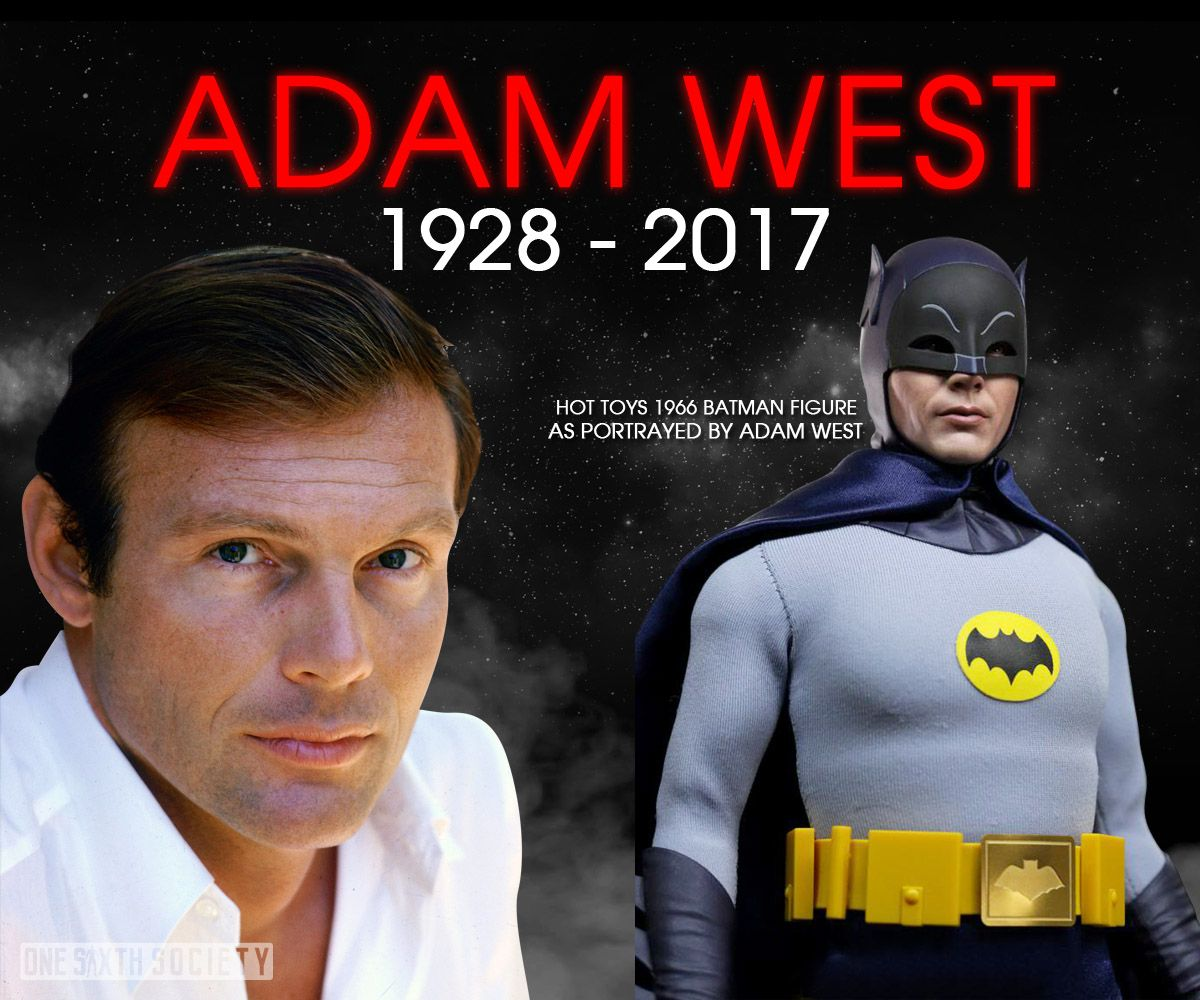 Could We See an Increase In Value for the Hot Toys 1966 Batman Figure Now that Adam West has Passed Away