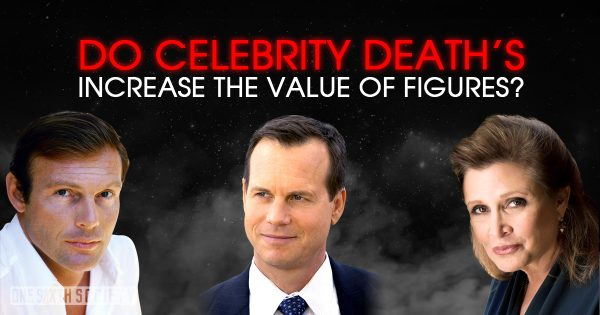 How Celebrity Deaths Influence Figure Sales