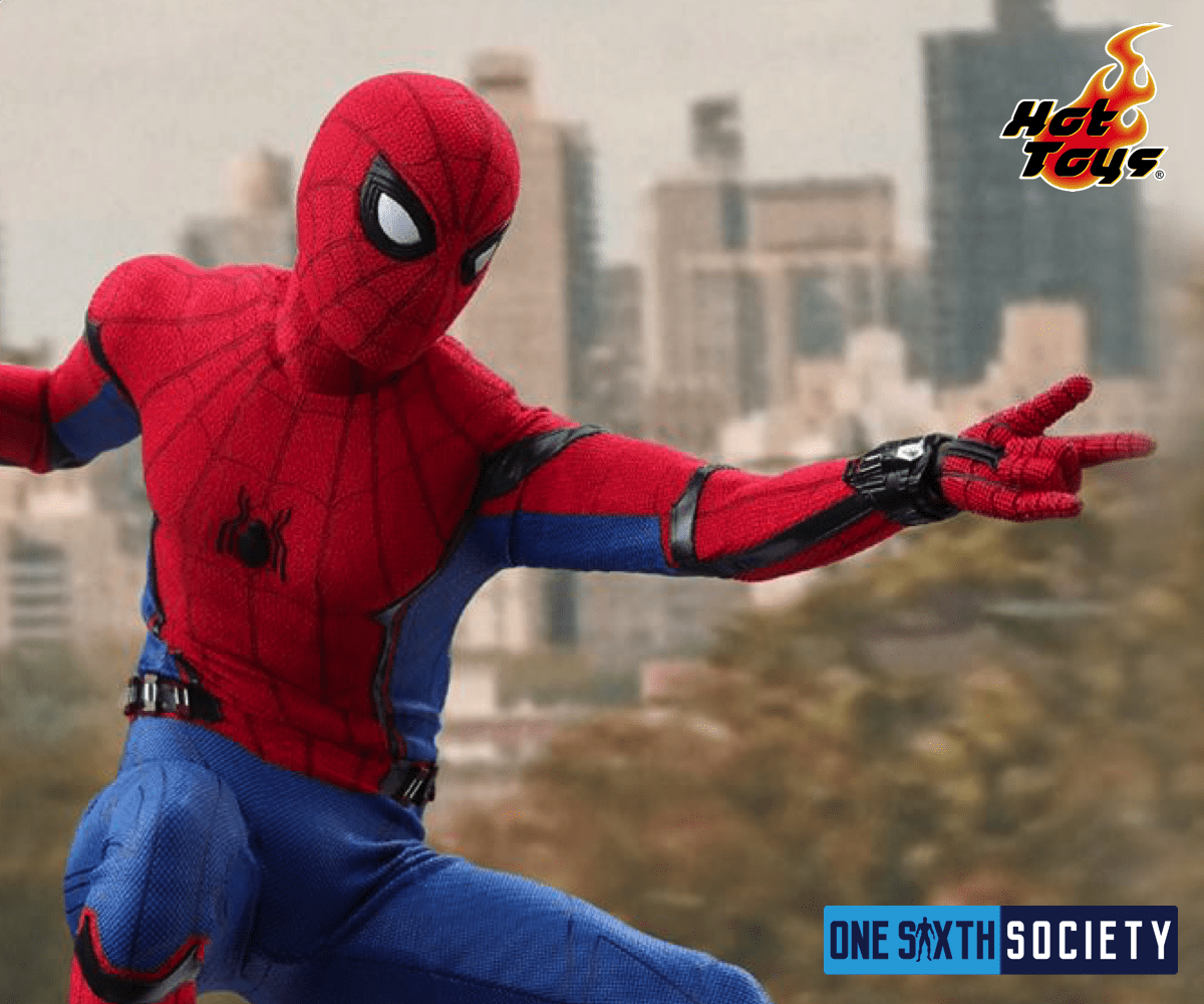 We Have All the Details about The Hot Toys Homecoming Spider Man Deluxe Figure