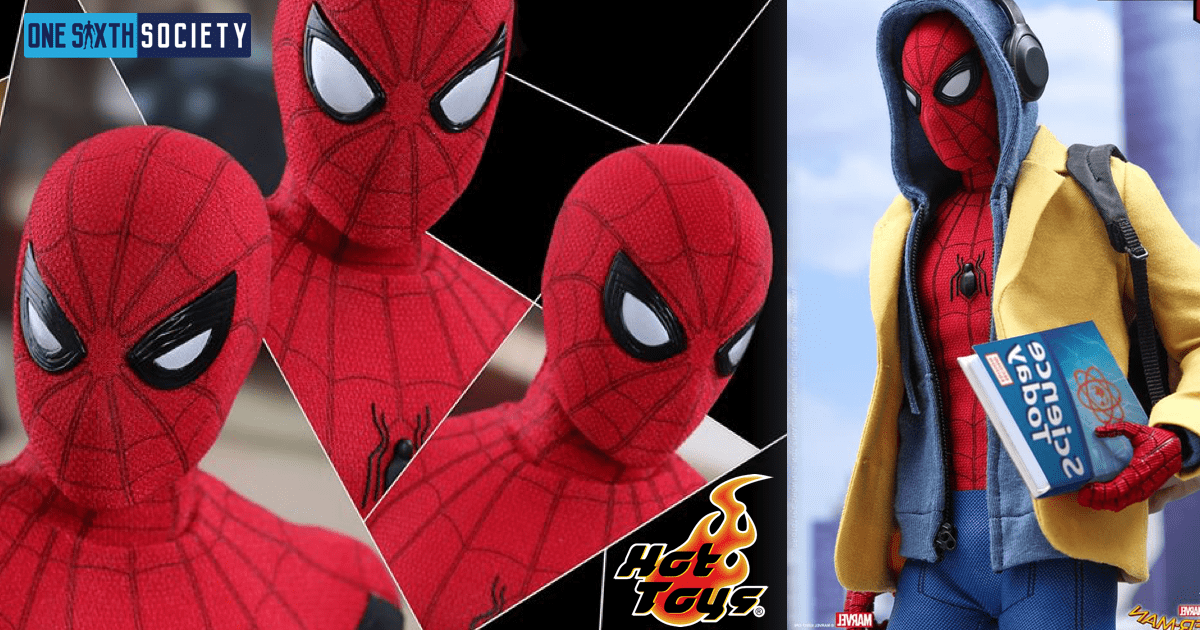 Hot Toys Spider Man Homecoming Order Info