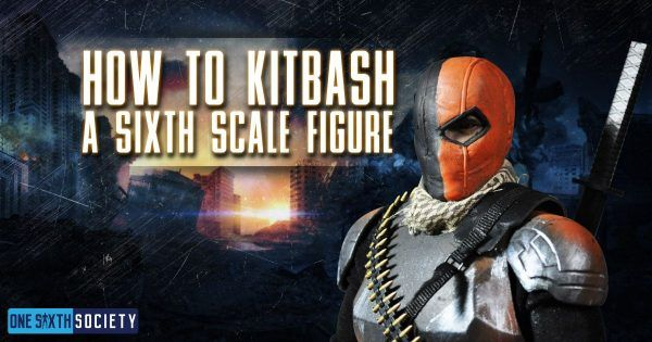 How to Make Your Own Figures with Kitbashing