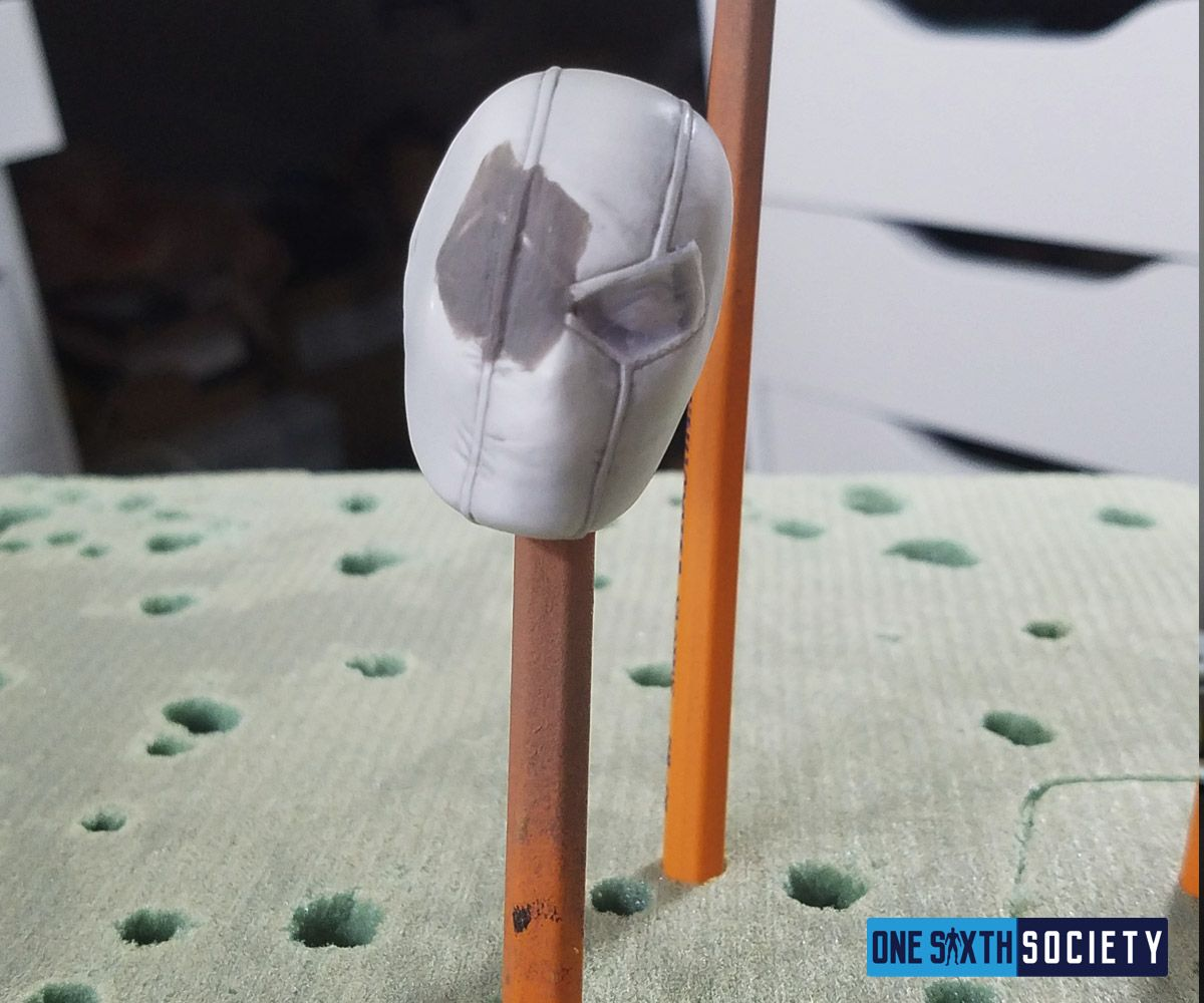 Next You Need to Prep Your Parts and Prepare Them For Kitbashing